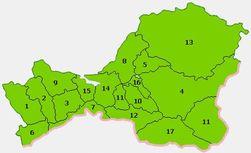 В районе Тувы, пережившем два землетрясения, введен режим ЧС