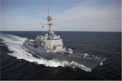 Во Владивостоке будут проводиться экскурсии по военному эсминцу США