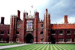 резиденция английских королей