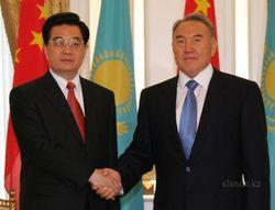 Казахстан и Пекин