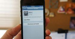Проблемы с обновлением iOS 6.1 до сих пор наблюдаются у владельцев iPod touch