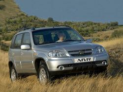 С 1 января подорожала Chevrolet Niva