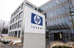 За первый финквартал Hewlett-Packard сократил прибыль на 16 процентов