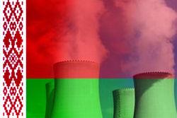 Россия начала строительство АЭС в Беларуси