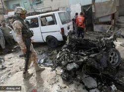 Серия терактов в Багдаде