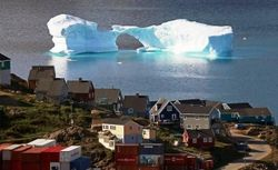 Ученые обеспокоены скоростью, с которой тают льды в Гренландии