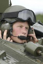 Афганские талибы нацелились на британского принца Гарри