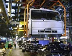 КамАЗ вступает в борьбу с китайским автопромом на Дальнем Востоке