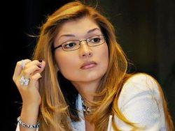 Гульнара Каримова выступила на конференции в Пекине