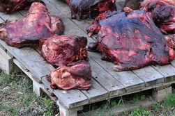 В Симферополе детям поставляли вредное мясо