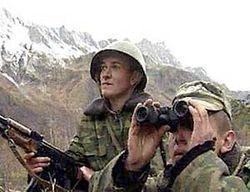 В Казахстане найдены пропавшие пограничники