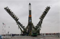 «Союз» пристыковался к МКС