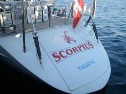 Сочинская яхта «Скорпиус» провела ремонт в Чили