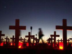 Украина – в мировом ТОП-10 по уровню смертности