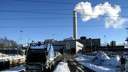 В Швеции дефицит... мусора