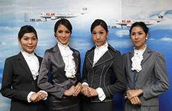 Опыт PR: «PC Air» пока отказалась от услуг бортпроводников-транссексуалов