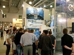Начала работу выставка «Интеравто 2012»