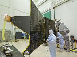 NASA готовится запустить зонд Maven