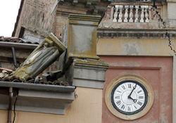 Землетрясение в Италии нанесло серьезный ущерб культурному наследию