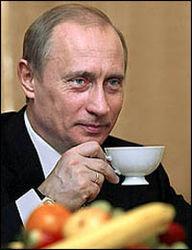 Путин боится отравления, а Меркель обожает сыр