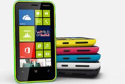 На российском рынке появились бюджетные смартфоны Nokia Lumia