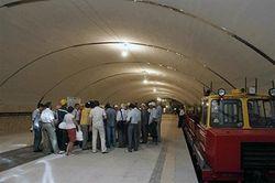 Машинист метро в Москве погиб от удара током