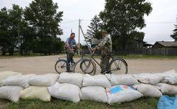 В залитых паводком районах Дальнего Востока вводят сухой закон