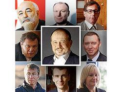 богатые бизнесмены России