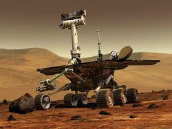 Марсоход Curiosity отметил большие перепады атмосферного давления