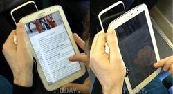 В сети активно обсуждаются первые фото Samsung Galaxy Note 8.0
