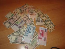 Белорусский рубль укрепился к фунту стерлингов, японской иене и австралийскому доллару