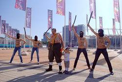 Femen выступил против Лукашенко. Девушки поменяли ориентацию?
