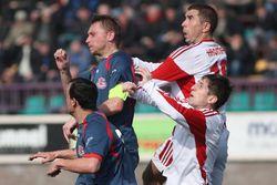 «Нафтан» стал обладателем Кубка Беларуси во второй раз