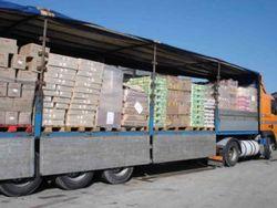 Какой объем гуманитарной помощи получил Таджикистан?