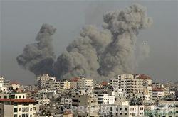 Израиль-Палестина: Перемирие продолжительностью в одну минуту