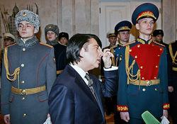Юдашкин открещивается от авторства формы российской армии