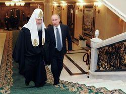 Патриарх Кирилл испросит благословения Божия для Владимира Путина