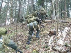 Вооруженный солдат сбежал из части под Архангельском