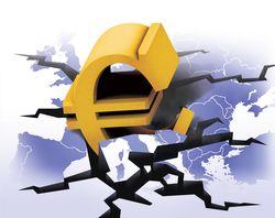 Moody's: Кризис в еврозоне еще не достиг и середины пути