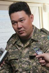 Даурен Кенжебаев