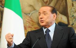 Берлускони поведет правоцентристов на выборы в Италии