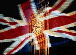 Британская экономика демонстрирует неспособность к экономическому росту