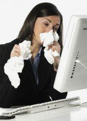 Ученые : Даже 2 метра не являются безопасным расстоянием от больного гриппом