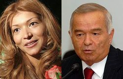 Гульнара Каримова ушла от вопроса, станет ли она президентом Узбекистана