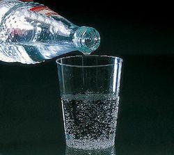 Минеральная вода восстанавливает память