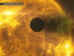 Американские ученые увидели гибель планеты, похожей на Землю