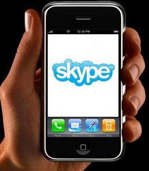 Одной третью мирового телефонного трафика владеет Skype