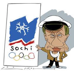 Wall Street Journal: Болевые точки подготовки Олимпиады в Сочи-2014
