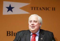 PR или безумие: австралийский миллиардер хочет построить Титаник II