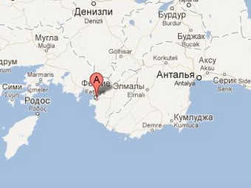 60 человек пострадали в результате землетрясения в турецком городе Фетхие